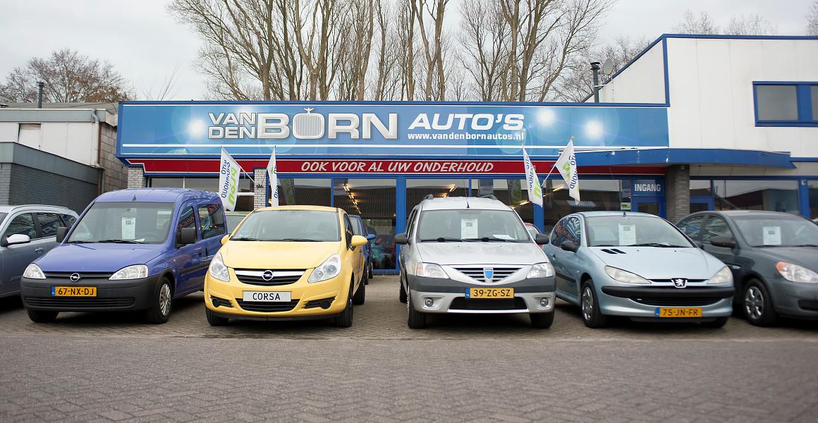 Garage Den Helder : Hartelijk welkom van den born autos